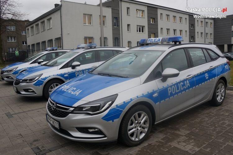 Wodzisławska policja ma 6 nowych radiowozów. Gdzie będą jeździły?