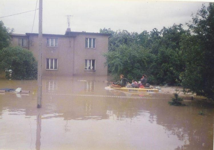 Powódz stulecia w Olzie. Poruszający film z archiwalnych nagrań mieszkańców