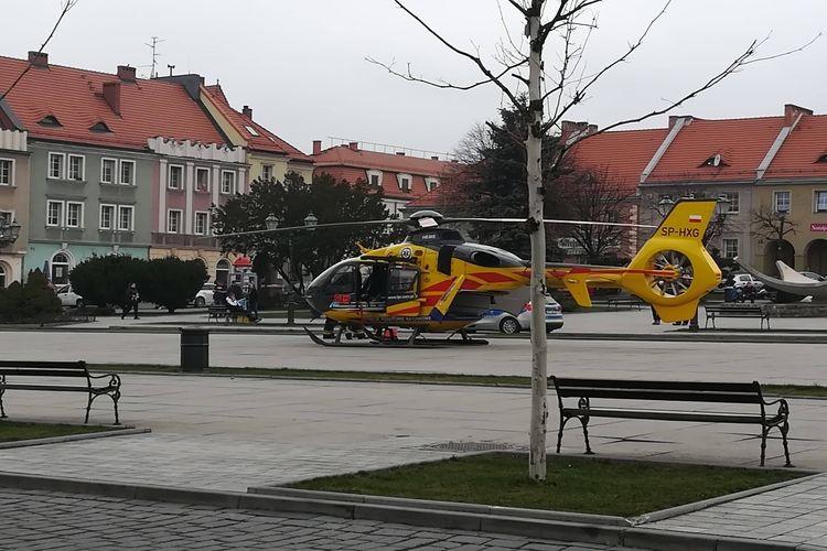 Tragedia w centrum Wodzisławia. Nie żyje noworodek