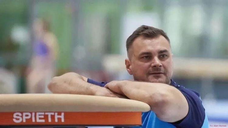 Leszek Blanik prezesem Polskiego Związku Gimnastycznego