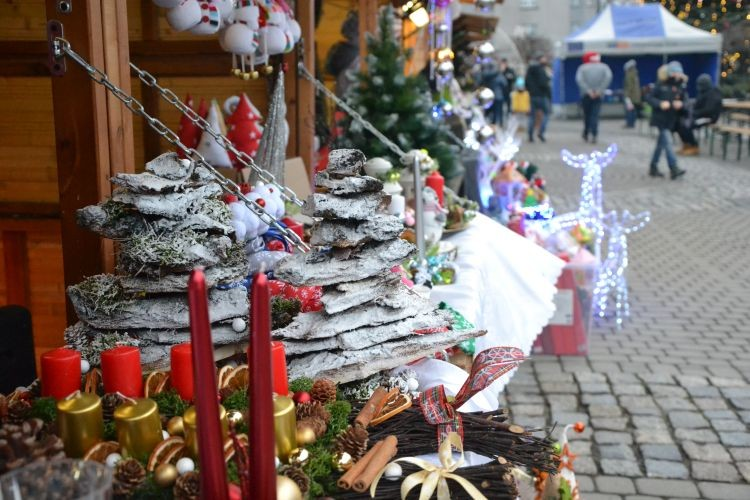 Rydułtowski Jarmark Bożonarodzeniowy