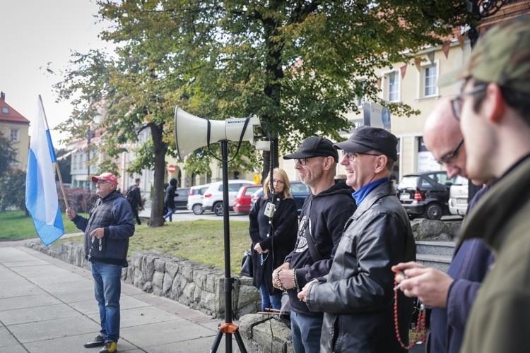 Tęczowy Wodzisław. Ulicami miasta przeszedł Marsz Równości