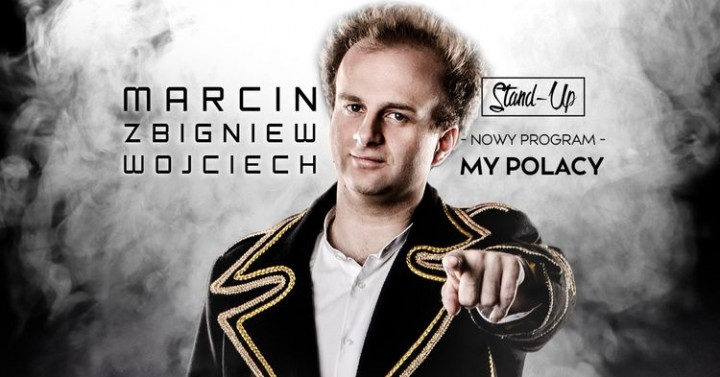 "RCK: stand-up ""My Polacy"