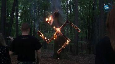 Jest akt oskarżenia przeciwko jednemu z uczestników urodzin Hitlera w lesie