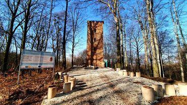 Wieża widokowa w Wodzisławiu już prawie gotowa
