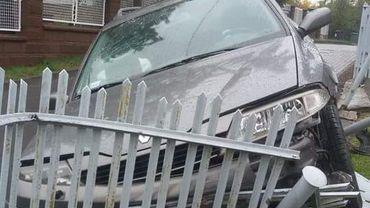 Kierowca wjechał na chodnik i potrącił 18-latkę