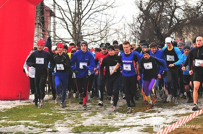 Na trasie VII Biegu Twardziela stanęło 131 biegaczy