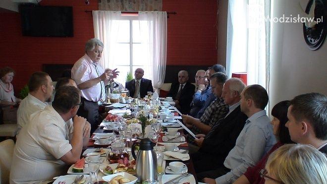 Inicjatorem organizacji śniadań biznesowych jest wodzisławska Izba Gospodarcza