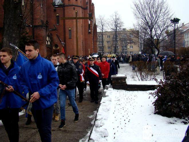 W ceremonii uczestniczyło blisko 2 tysiące osób z całego regionu