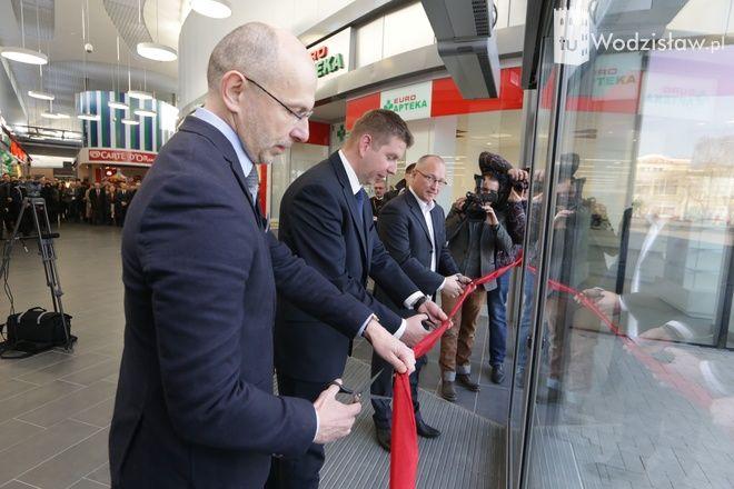 Największe wydarzenie - otwarcie pierwszej galerii handlowej w Wodzisławiu