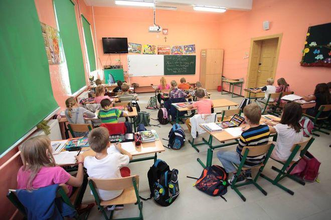 Wczoraj zajęcia w Szkole Podstawowej nr 3 ruszyły pełną parą.