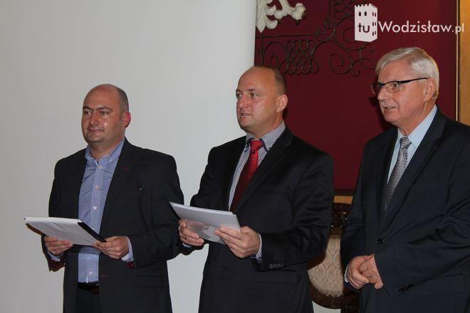 Krzysztof Dybiec podziękował wieloletnim cżłonkom i osobom wspierającym IG.