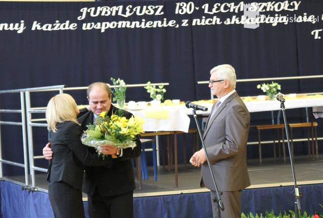 W gronie absolwentów turskiej podstawówki jest Wójt Gminy Gorzyce - Daniel Jakubczyk