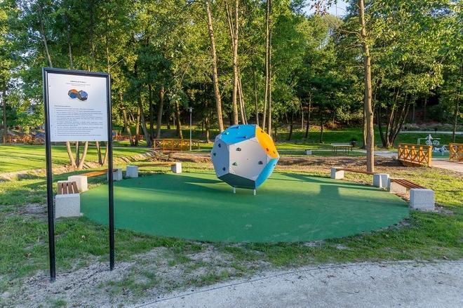 W Mszanie powstał Park Aktywnej Rekreacji, UG Mszana