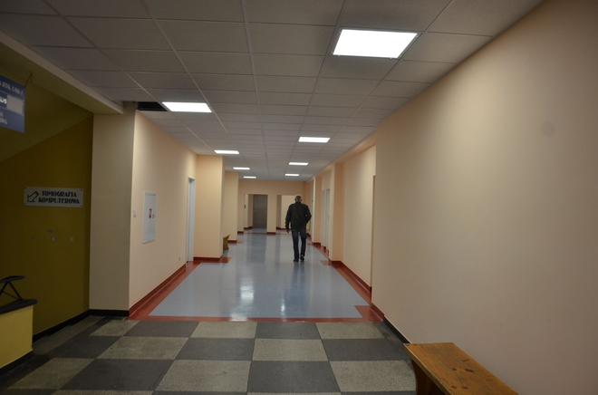 Trwa remont Izby Przyjęć w Wodzisławiu,