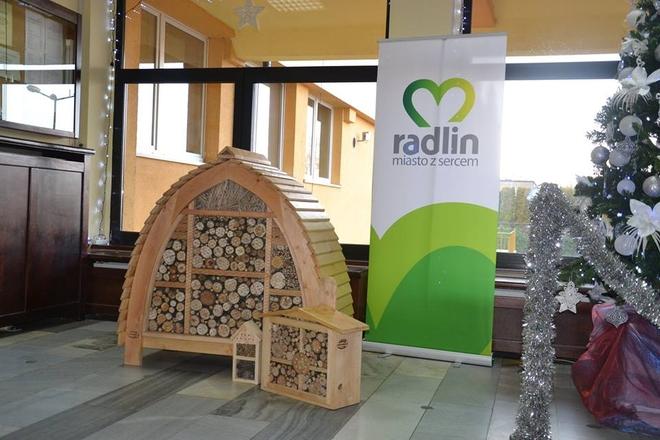 Radlin będzie stawiać hotele dla owadów, UM Radlina