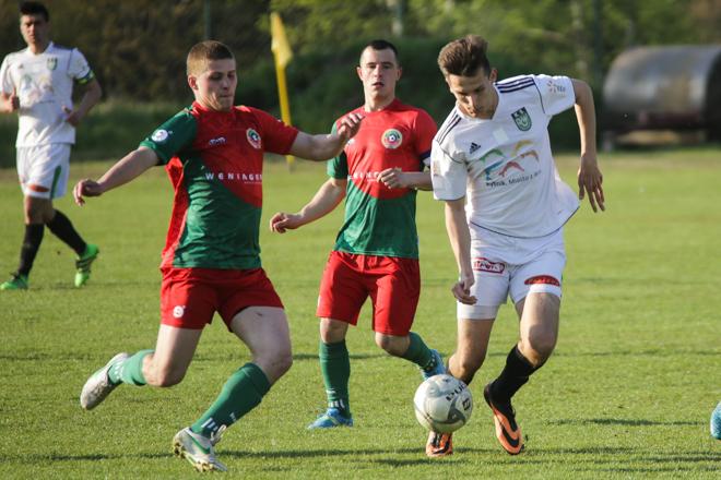 Unia Turza Śląska wywalczyła komplet punktów w meczu wyjazdowym przeciwko rezerwom ROW-u Rybnik
