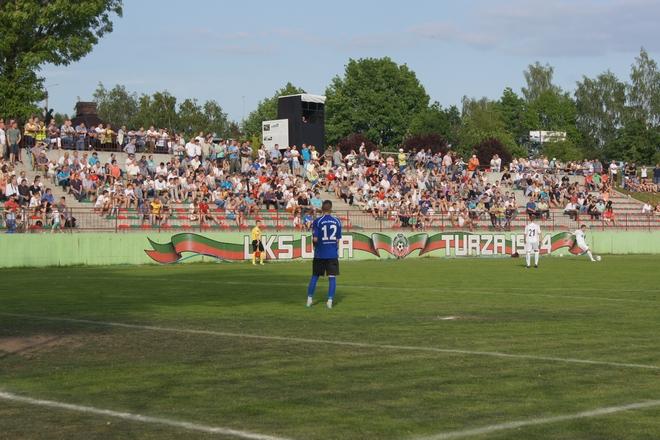 Unia Turza Śląska remisem zakończyła rozgrywki IV-ligowe, w których zdobyła mistrzostwo