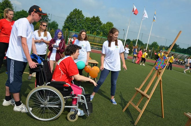 Za nami XIV edycja Powiatowej Olimpiady Niepełnosprawnych