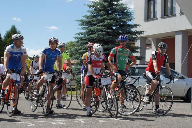 VII edycja Śląskiego Maratonu Rowerowego przyciągnęła ponad 180 zawodników z całej Polski
