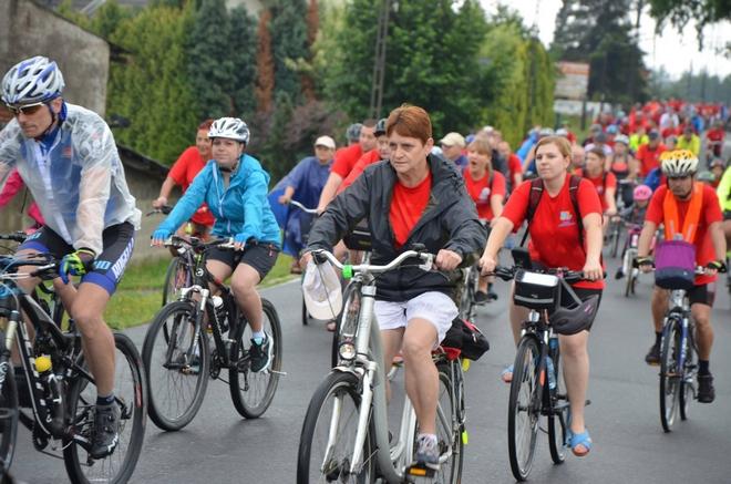 430 rowerzystów wzięło udział w XVIII Powiatowym Rajdzie Rowerowym