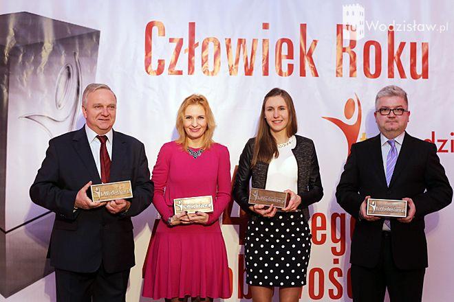 Laureatami tegorocznego konkursu Człowiek Roku tuWodzisław.pl zostali: Marian Oślizło, Emilia Kopiec, Dominika Bielecka oraz Marek Sobota.