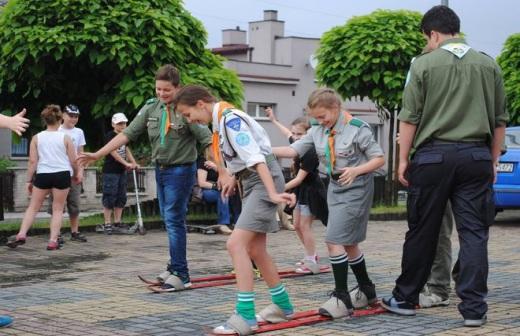Festiwal Organizacji Pozarz�dowych w Radlinie