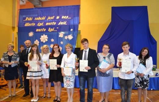 Najlepsi uczniowie w Radlinie otrzymali nagrody i stypendia!