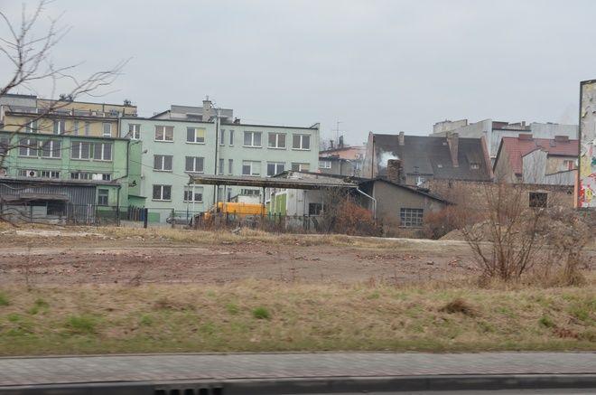 Lidl ma powstać na terenie po byłej siedzibie firmy Semet