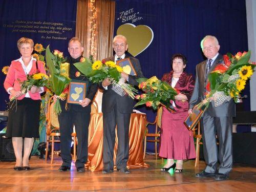 24 września w sali Domu Pomocy Społecznej w Gorzycach odbyła się uroczysta gala, na której wręczone zostały tytuły ''Człowiek o złotym sercu 2010 r.