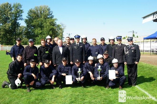 W zawodach wzięło udział 21 drużyn pożarniczych z terenu powiatu wodzisławskiego