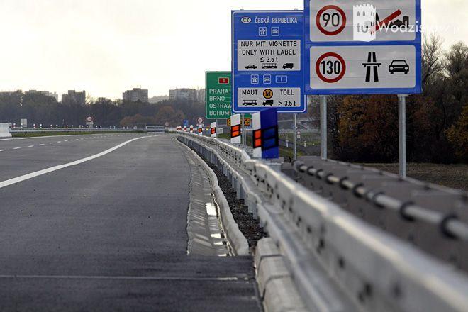 Autostrada A1: gdy kierowcy się cieszą, wójt Mszany się złości , D.Gajda