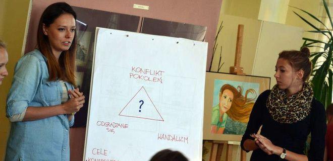 Studenci mają pomysł jak zmienić Radlin. Jaki?, UM Radlin