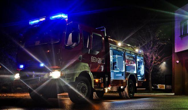 W aukcji można wylicytować udział w akcji gaszenia pożaru