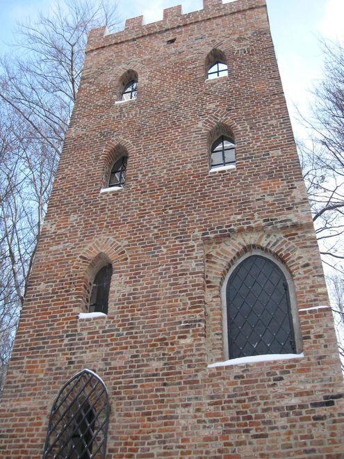 Wodzisław: wieża romantyczna ulega hydrofobizacji, archiwum