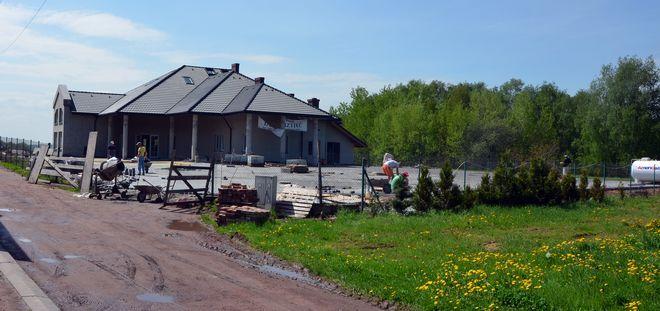 W Radlinie budują dom przyjęć Premium