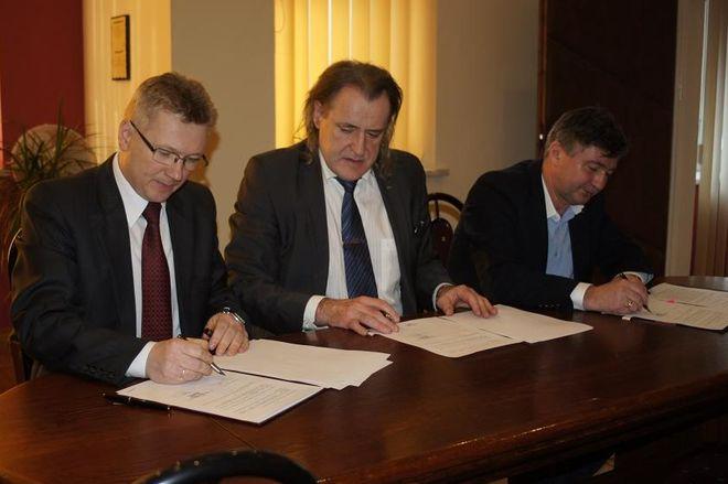 Porozumienie z JSW. Będzie rekultywacja zalewisk w Połomi i Gogołowej, UG Mszany