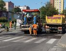 S�u�by Komunalne Miasta: trwaj� cz�stkowe remonty dr�g w dzielnicach