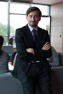 Przewodniczący zespołu eksperckiego - Łukasz Szczembara.