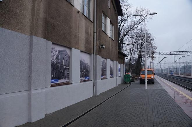13 grudnia Wodzisław wraca na kolejową mapę Polski. Na dworcu trwają przygotowania.