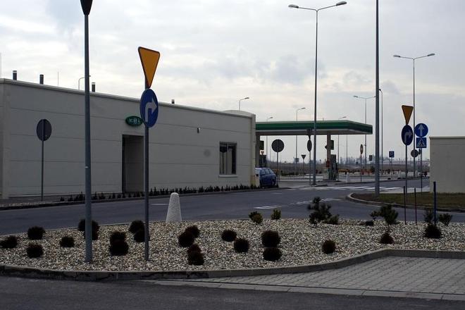 Przy autostradzie A1 w Mszanie otwarty został motel, UG Mszany
