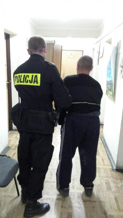 Seryjny włamywacz wpadł na gorącym uczynku w Radlinie, Policja