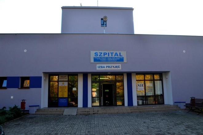 Budynek wodzisławskiego szpitala zmienił się nie do poznania,