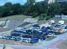 Mieszka�cy wywalczyli bezp�atny parking przy Rodzinnym Parku Rozrywki