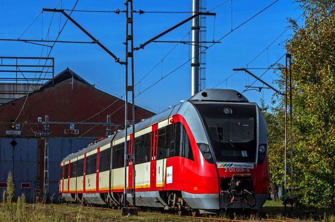 Szybka kolej między Rybnikiem a Wodzisławiem już od grudnia? Oto jakie składy mogą wozić mieszkańców, Koleje Śląskie