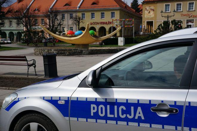 Policjanci czuwają nad bezpieczeństwem. Więcej patroli na drogach,