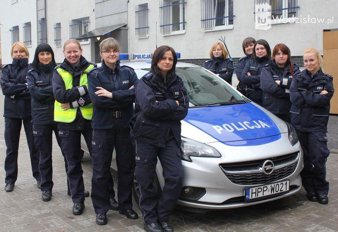 Panie stanowią zaledwie 6% kadry wodzisławskiej policji.