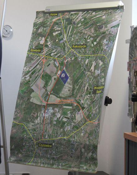 Fabryka firmy Prevac powstanie na terenie tworzącej się specjalnej strefy ekonomicznej na Olszynach.