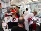 Akcja krwiodawstwa w ZSZ