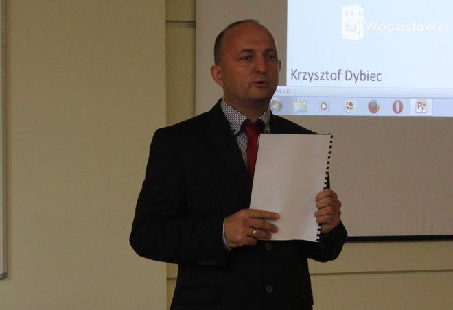 Konferencję ''Edukacja oczami biznesu'' zorganizowała Izba Gospodarcza w Wodzisławiu
